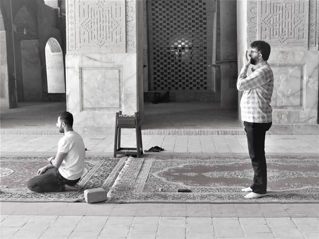 Iran Ispahan Mosquée Jameh