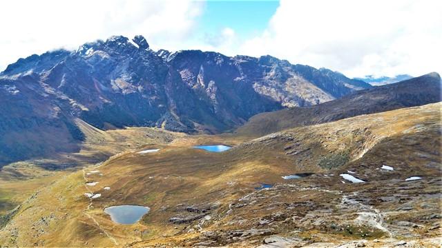 Pérou Cordillère blanche trek Santa Cruz
