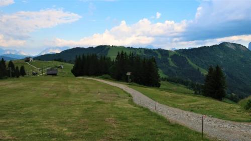 Trek du Tour du Mont Blanc Col de Voza