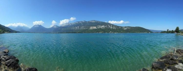 Annecy tour du lac en vélo