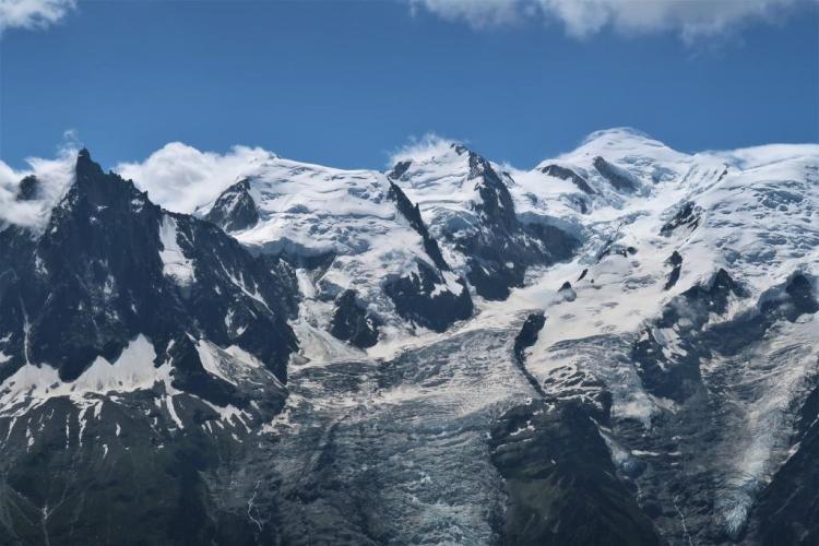 Trek du tour du mont blanc Brévent