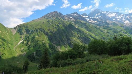 Trek du Tour du Mont Blanc Col du Tricot