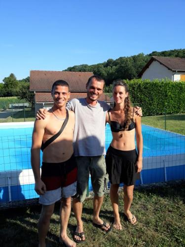 Morestel piscine