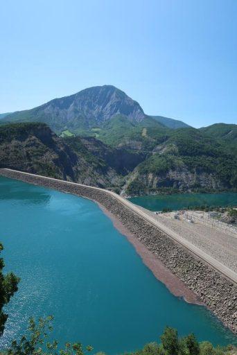 Serre-Ponçon - barrage