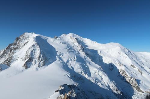 Aiguille du Midi - Vue sur Mont Blanc