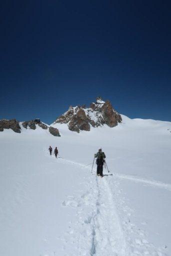 Glacier du Géant - Vallée Blanche - Alpinisme