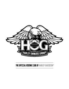 HOG Charter 2019