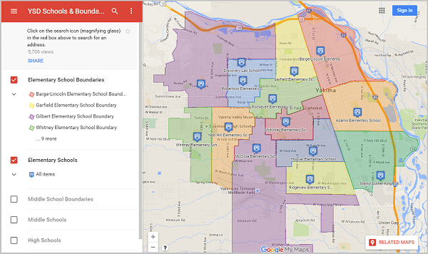 King County School Districts