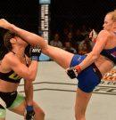 HOLLY HOLM UFC'de FIRTINA GİBİ ESTİ