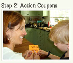 Action coupon