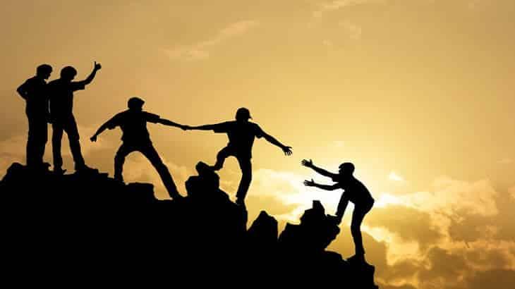 موضوع تعبير عن التعاون واهميته في المجتمع