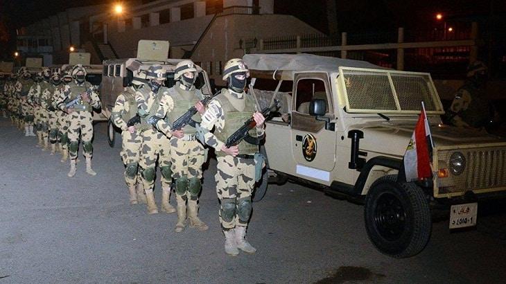 موضوع تعبير عن الجيش المصري العظيم
