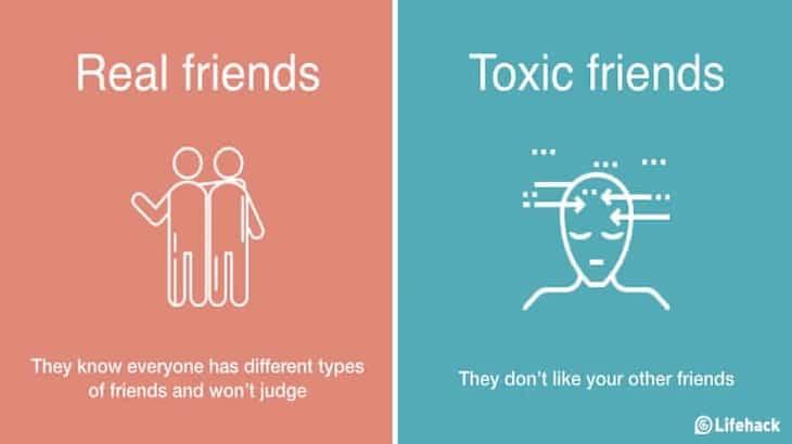 موضوع تعبير عن صفات الصديق الحقيقي