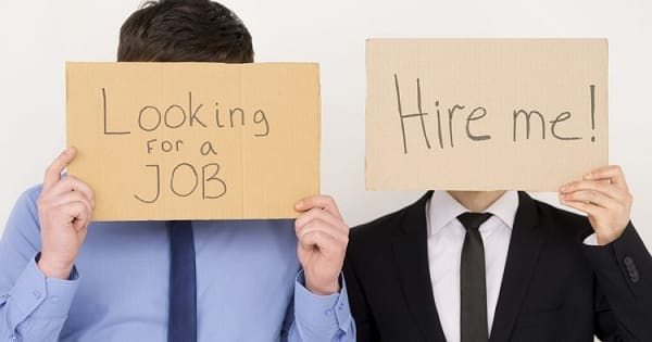 موضوع تعبير عن مشكلة البطالة وحلولها بالعناصر