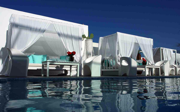 Aressana Spa Hotel & Suites, Santorini, Greece
