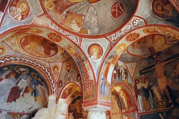 Apple Church, Goreme, Cappadocia