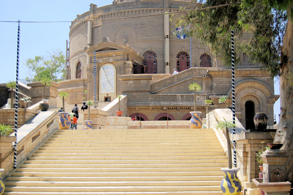 St. George's Greek Orthodox Church, Old Cairo