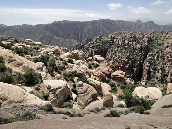 Dana Biosphere Reserve, Jordan