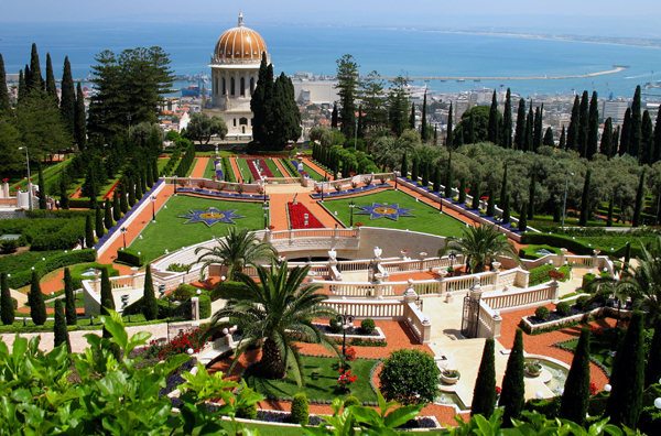 Baha'i Shrine, Haifa, Israel