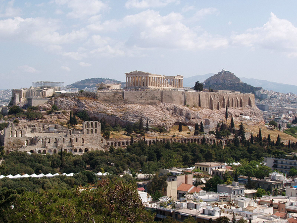 Athens Acropolis, Greece