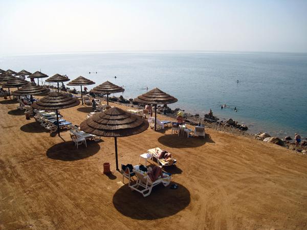 the Dead Sea, Jordan