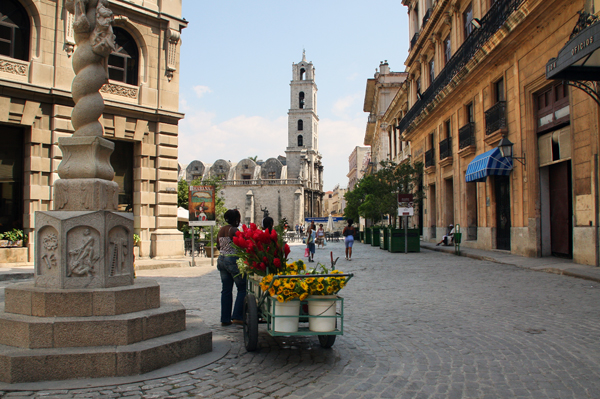 San Francisco Square, Old Havana