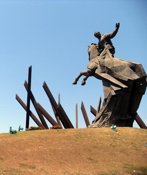 Antonio Maceo Grajales monument, Santiago de Cuba