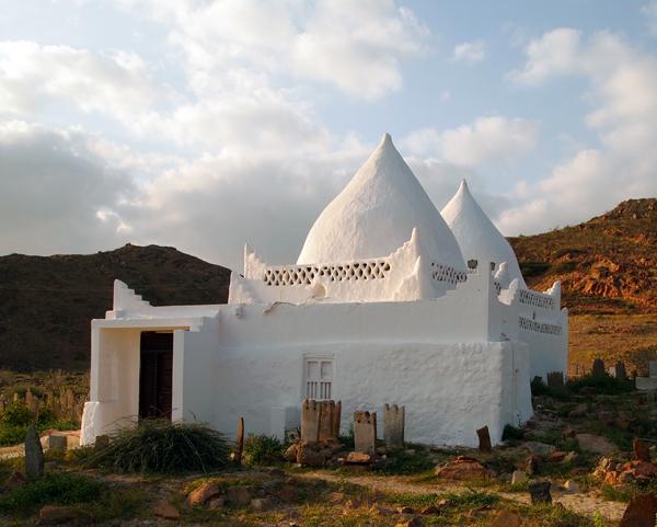 Bin Ali tomb, near Mirbat, Dhofar, Oman