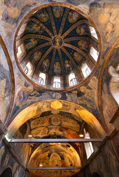 Chora Museum, Istanbul, Turkey