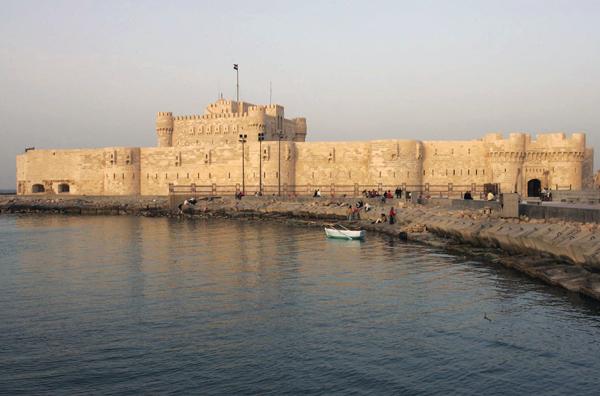 Citadel of Qaitbay, Alexandria