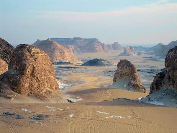 Aqabat, White Desert, Egypt