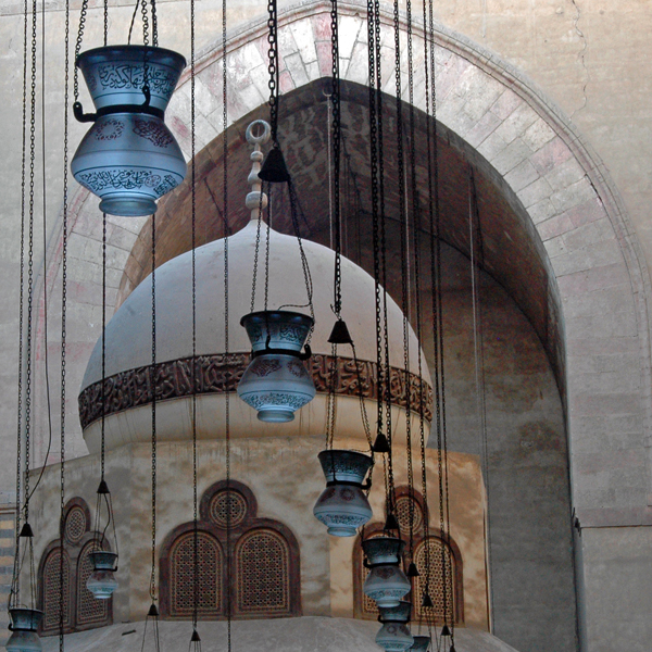 Sultan Hassan Mosque, Cairo