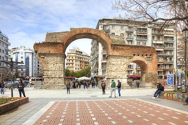 Galerius Arch, Thessaloniki