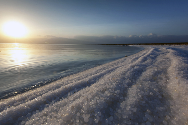 the Dead Sea, photo by Itamar Grinberg