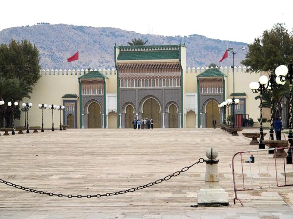 Royal Palace, Fez
