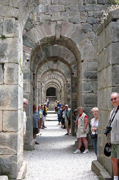 Pergamum, Turkey