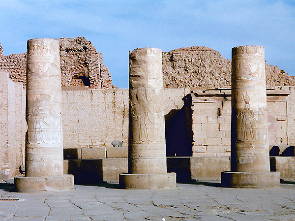 the double temple of Horus and Sobek, Kom Ombo, Egypt