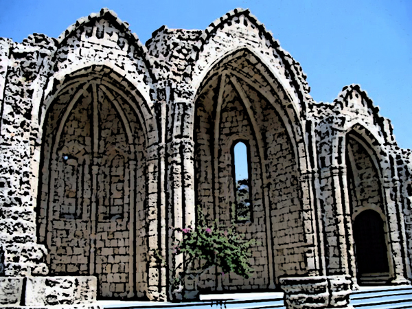 Rhodes, Greece