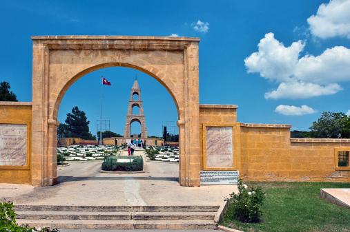 Turkish Memorial and Cemetery, Gallipoli