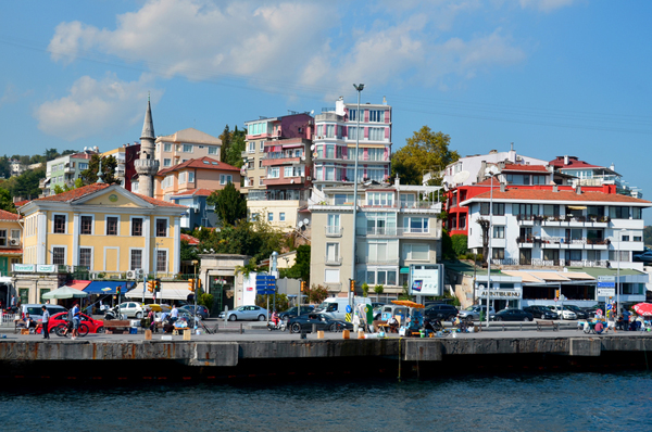 Galata neighborhood, Istanbul