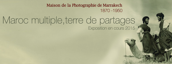 from the museum web site www.maisondelaphotographie.ma