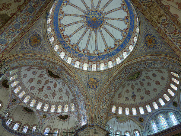 Sultanahmet Mosque (Blue Mosque), Istanbul