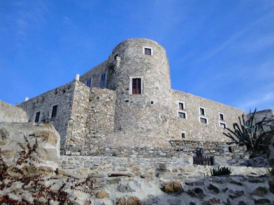 Kastro, Chora, Naxos, Greece