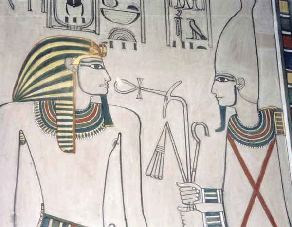 tomb of Nefertari, Valley of the Queens