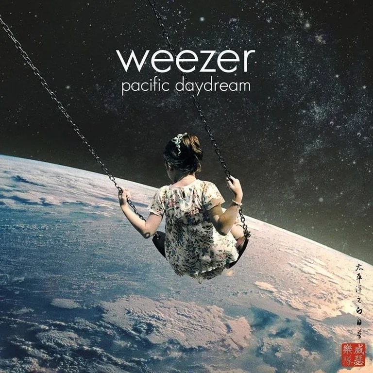 CHORDS: Weezer : Mexican Fender Chord Progression on Piano, Guitar and Keyboard…