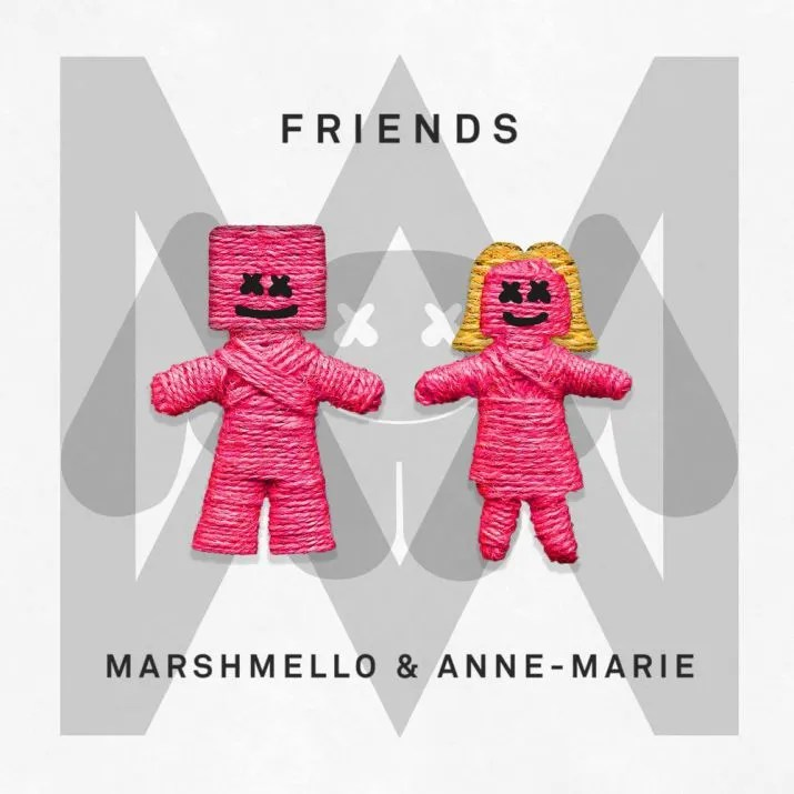 Chords Marshmello Friends Chord Progression On Piano Guitar And