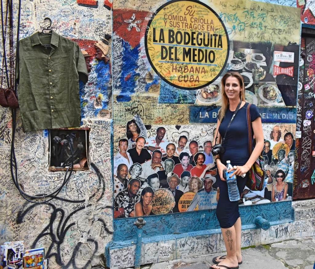 Bodeguita del Medio Cuba 1
