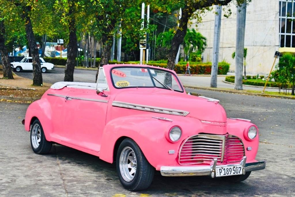Our Vintage Car 1