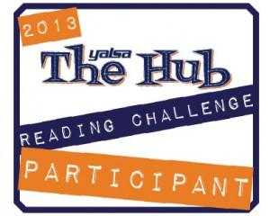 reading challenge logo - participant