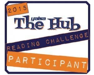 2015 reading challenge logo - participant